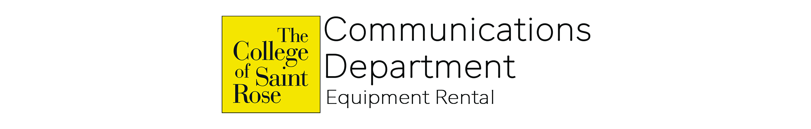Communications Department